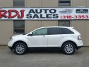 Used 2010 Ford Edge SEL ACCIDENT FREE.FINANCING AVAILABLE for sale in Hamilton, ON