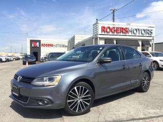Used 2014 Volkswagen Jetta TSI - HIGHLINE - LEATHER - SUNROOF for sale in Oakville, ON