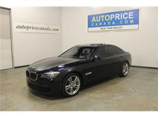 Used 2012 BMW 750i xDrive M-SPRT NIGHT VISION AND MORE for sale in Mississauga, ON