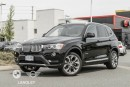 Used 2017 BMW X3 Premium Package Enhanced! for sale in Langley, BC