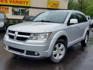 Used 2010 Dodge Journey SXT for sale in Dundas, ON
