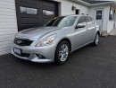 Used 2013 Infiniti G37X  Luxury AWD for sale in Kingston, ON