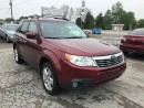 Used 2009 Subaru Forester X Limited for sale in Komoka, ON