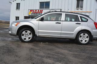 Used 2007 Dodge Caliber SXT for sale in Russell, ON