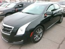 Used 2016 Cadillac XTS BLACK ON BLACK for sale in Scarborough, ON