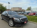 Used 2015 Mercedes-Benz S-Class S550 LONG WHEEL BASE-NO ACCIDENT! for sale in Scarborough, ON