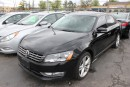 Used 2013 Volkswagen Passat Highline Loaded Leather Sunroof for sale in Brampton, ON