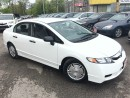 Used 2011 Honda Civic DX-G/AUTO/LOADED/ALLOYS for sale in Scarborough, ON
