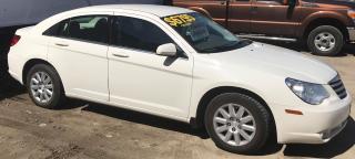 Used 2010 Chrysler Sebring Touring for sale in Barrie, ON