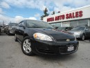 Used 2009 Chevrolet Impala 4DR AUTO NO ACCIDENT LOW KM  PW PL PM A/C CRUIZE K for sale in Oakville, ON