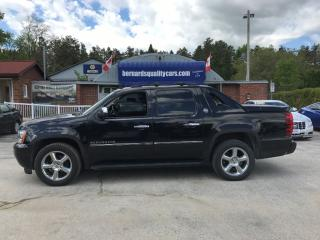 Used 2013 Chevrolet Avalanche LTZ for sale in Flesherton, ON