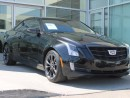 Used 2015 Cadillac ATS 2.0 Turbo Performance/HEATED SEATS AND WHEEL/NAVIGATION/LANE DEPARTURE/PARK ASSIST for sale in Edmonton, AB