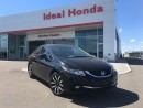 Used 2015 Honda Civic Sedan Touring for sale in Mississauga, ON