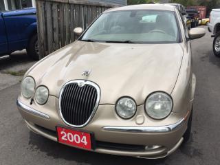 Used 2004 Jaguar S-Type 3 Litre for sale in Etobicoke, ON