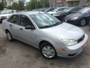 Used 2007 Ford Focus SE/AUTO/LOADED/CLEAN for sale in Scarborough, ON