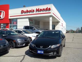Used 2013 Honda Civic Touring for sale in Woodstock, ON