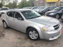 Used 2008 Dodge Avenger SE/AUYO/LOADED/CLEAN for sale in Scarborough, ON