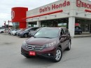 Used 2013 Honda CR-V Touring for sale in Orillia, ON