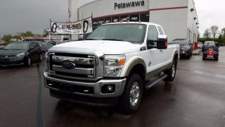 Used 2014 Ford F-250 LARIAT for sale in Ottawa, ON