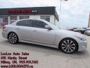 Used 2012 Hyundai Genesis 5.0 R-Spec Navigation Camera Certified 2Yr for sale in Milton, ON