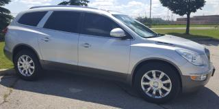 Used 2012 Buick Enclave 19  ALLOY, LEATHER, PAN SUNROOF, BACKUP CAMARA for sale in Woodbridge, ON
