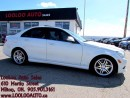 Used 2008 Mercedes-Benz C-Class C350 4MATIC AMG NAVIGATION CERTIFIED 2YR WA for sale in Milton, ON