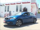 Used 2013 Honda Civic EX  | 1.99% Financing for sale in Mississauga, ON