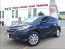 Used 2015 Honda CR-V SE - Rear Camera - Heated Seats - Alloys for sale in Mississauga, ON