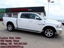 Used 2015 RAM 1500 Laramie 4x4 Diesel Navigation Camera Certified War for sale in Milton, ON