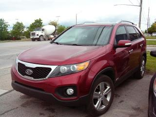 Used 2013 Kia Sorento for sale in Georgetown, ON