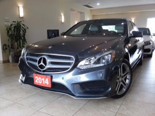 Used 2014 Mercedes-Benz E-Class E300 4MATIC NAVI|360CAM|BLINDSPOT|LANEKEEP! for sale in Toronto, ON