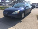 Used 2004 Honda Accord AUTO,137000KM,SAFETY+3YEARS WARRANTY INCLUDED for sale in North York, ON