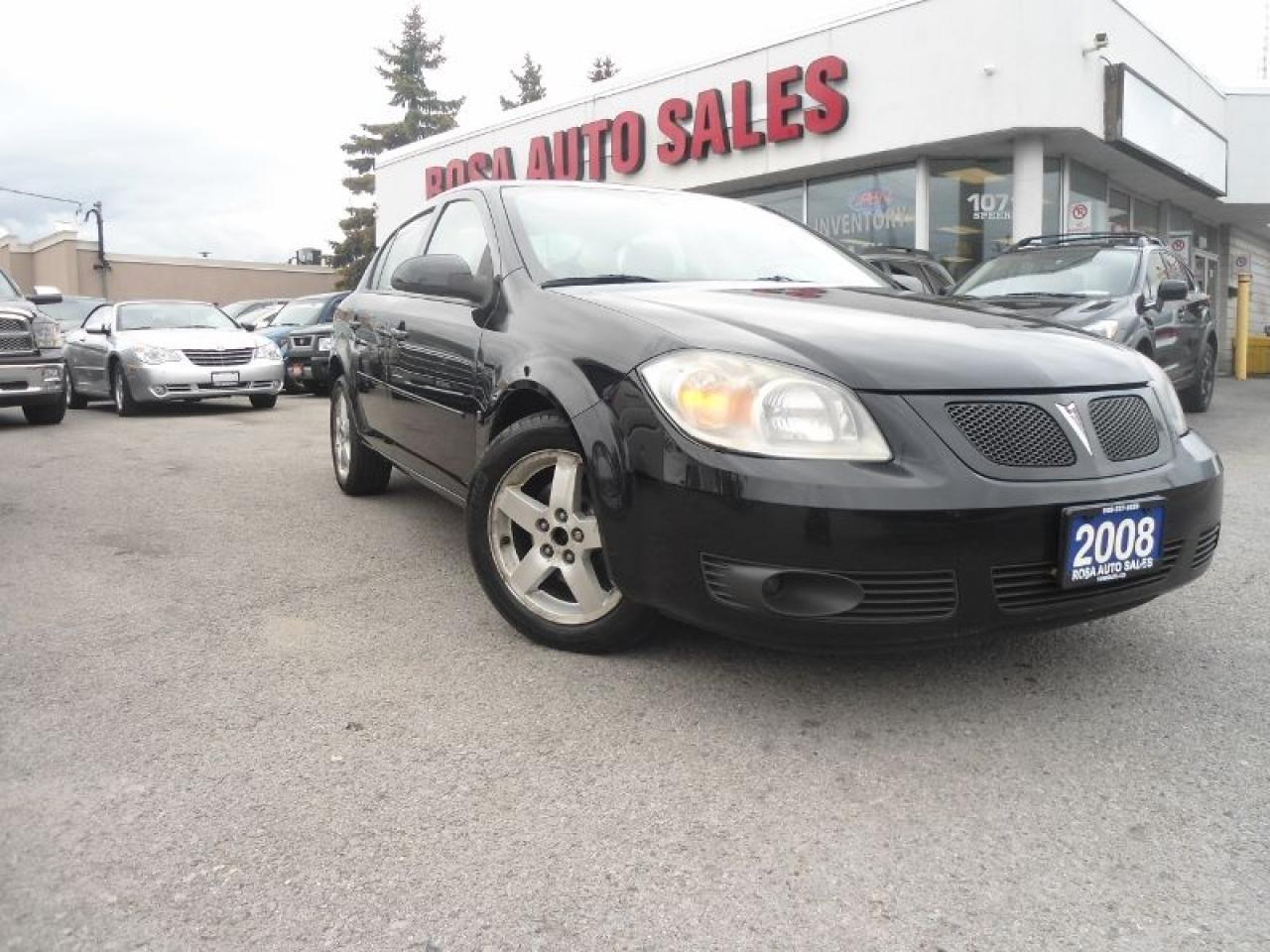 Photo of Black 2008 Pontiac G5