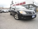 Used 2008 Pontiac G5 auto 4 dr sedan sunroof pw pl pm safety etest A/C for sale in Oakville, ON