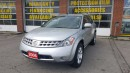 Used 2006 Nissan Murano SE NAVI B/up Camera for sale in Oakville, ON