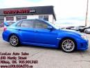 Used 2013 Subaru WRX STI Sport Tech Navigation Sunroof Certified Warra for sale in Milton, ON