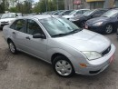 Used 2007 Ford Focus SE/AUTO/LOADED/CLEAN for sale in Pickering, ON