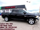 Used 2014 RAM 1500 Outdoorsman SLT 4x4 Crew Cab Camera Certified for sale in Milton, ON