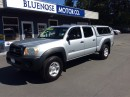 Used 2006 Toyota Tacoma Base Double Cab for sale in Parksville, BC