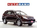Used 2010 Hyundai Veracruz AWD LEATHER SUNROOF 7 PASSENGER for sale in North York, ON