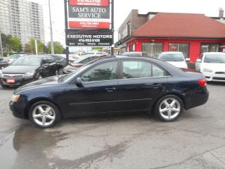 Used 2006 Hyundai Sonata GLS V6 LOADED for sale in Scarborough, ON