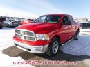 Used 2012 RAM 1500 SLT Crew Cab SWB 4WD 5.7L for sale in Calgary, AB