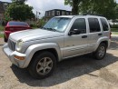 Used 2003 Jeep Liberty Limited/AS IS Special for sale in Scarborough, ON