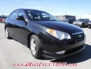 Used 2009 Hyundai ELANTRA SPORT 4D SEDAN for sale in Calgary, AB