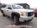 Used 2008 GMC SIERRA 1500 SLE EXT CAB 4WD for sale in Calgary, AB