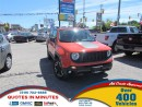 Used 2015 Jeep Renegade TRAILHAWK | AWD | NAV | BACKUP CAM | ONE OWNER for sale in London, ON