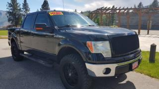 Used 2009 Ford F-150 LARIAT SUPERCREW 5.5 for sale in West Kelowna, BC