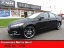 Used 2014 Ford Fusion Titanium  AWD, LEATHER, SUNROOF, NAVIGATION, CAMERA for sale in St Catharines, ON