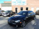 Used 2009 Mercedes-Benz C-Class C63 AMG - CERTIFIED for sale in North York, ON