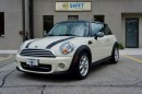 Used 2013 MINI Cooper PANORAMIC ROOF, HEATED SEATS, BLUETOOTH for sale in Burlington, ON